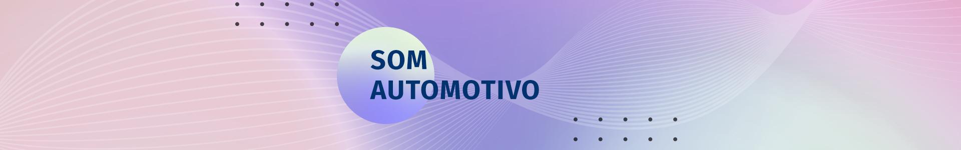 Banner categoria - Som Automotivo