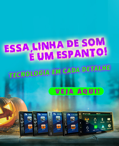 Mobile - Banner som automotivo Halloween